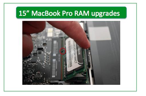 """15"""" MacBook Pro RAM upgrade, upgrade RAM 15"""" Macbook Pro, 16GB RAM upgrade 15"""" MacBook pro, RAM upgrade 15"""" MacBook Pro, MacBook Pro 15"""" upgrade, 15"""" MacBook Pro RAM, 15"""" MacBook pro slow, 15"""" MacBook Pro spinning wheel, 15"""" MacBook Pro beachball"""