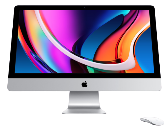 Apple iMac ZA Support Upgrades